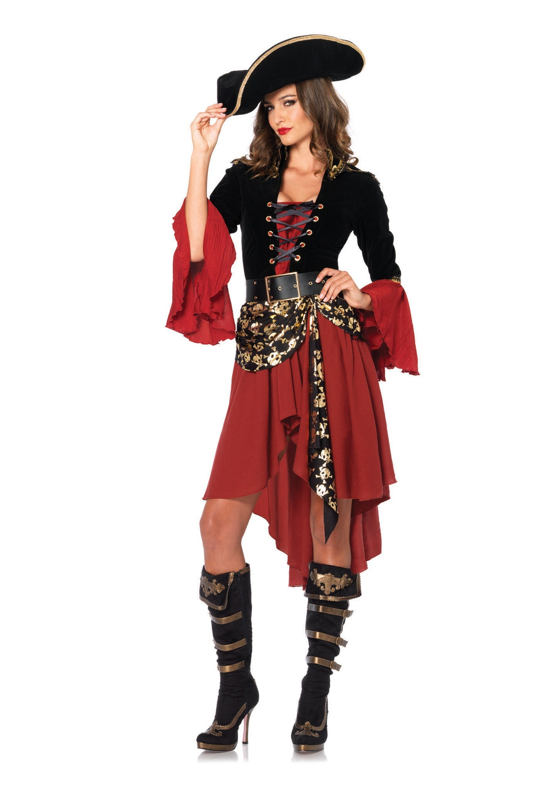 Cruel Seas Captain Adult Costume