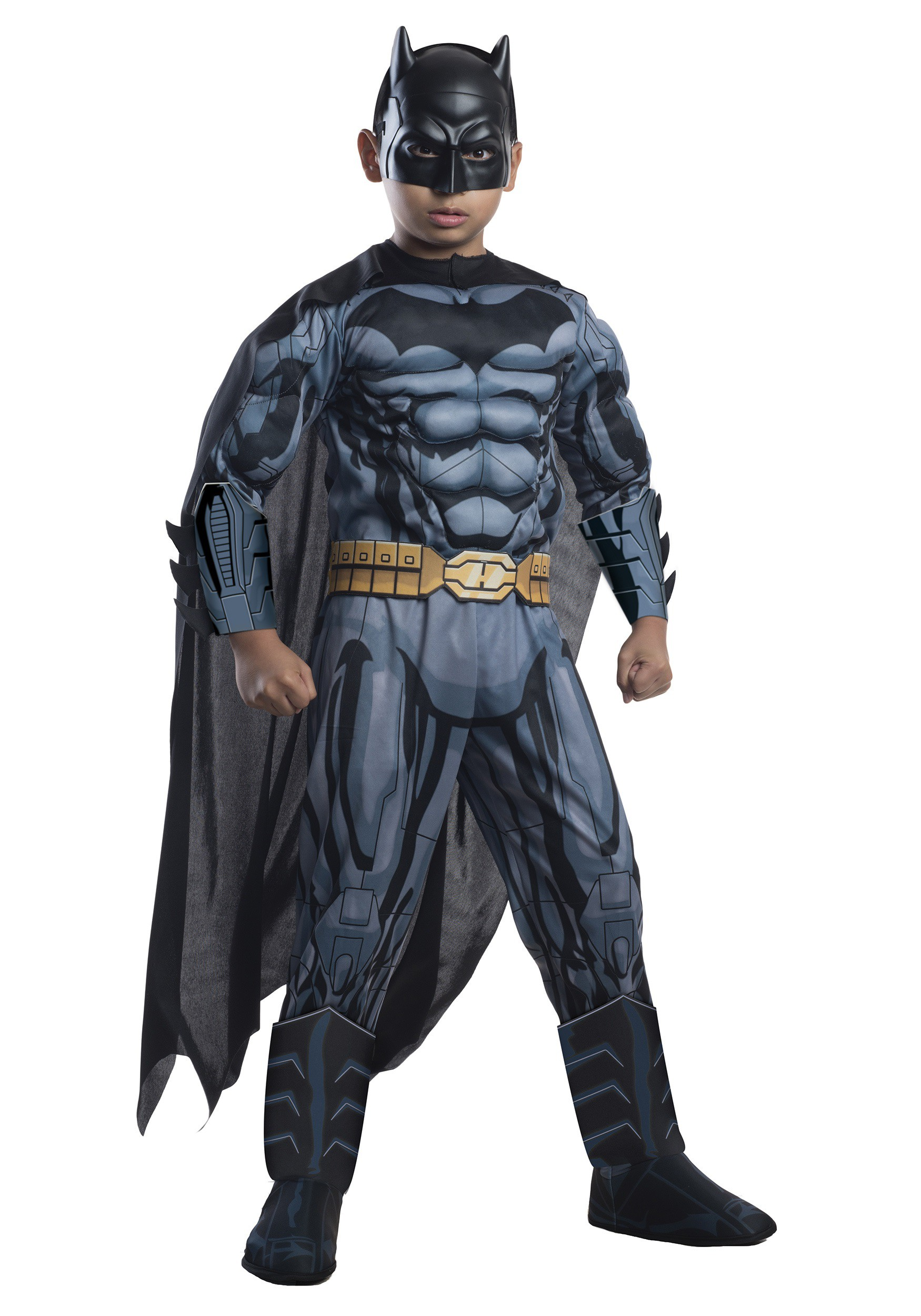 DC Comics Deluxe Child Batman Costume