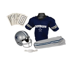 Dallas Cowboys Youth  Uniform Set