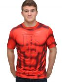 Daredevil Dont Dare Me Sublimated Costume T-Shirt
