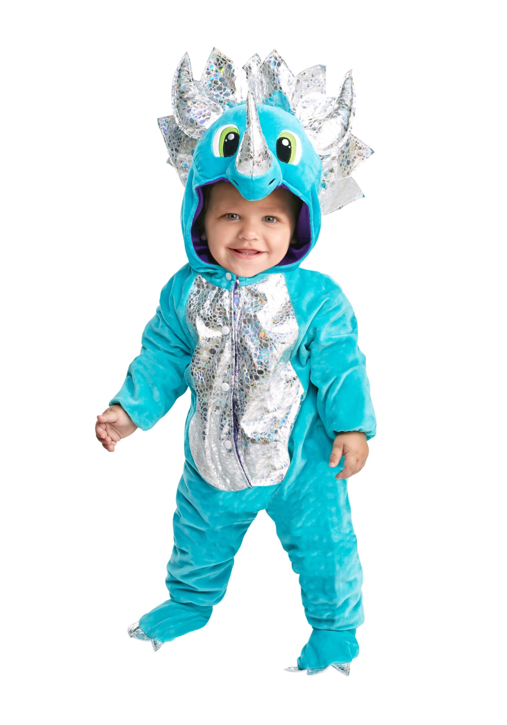Darling Dinosaur Infant/Toddler Costume