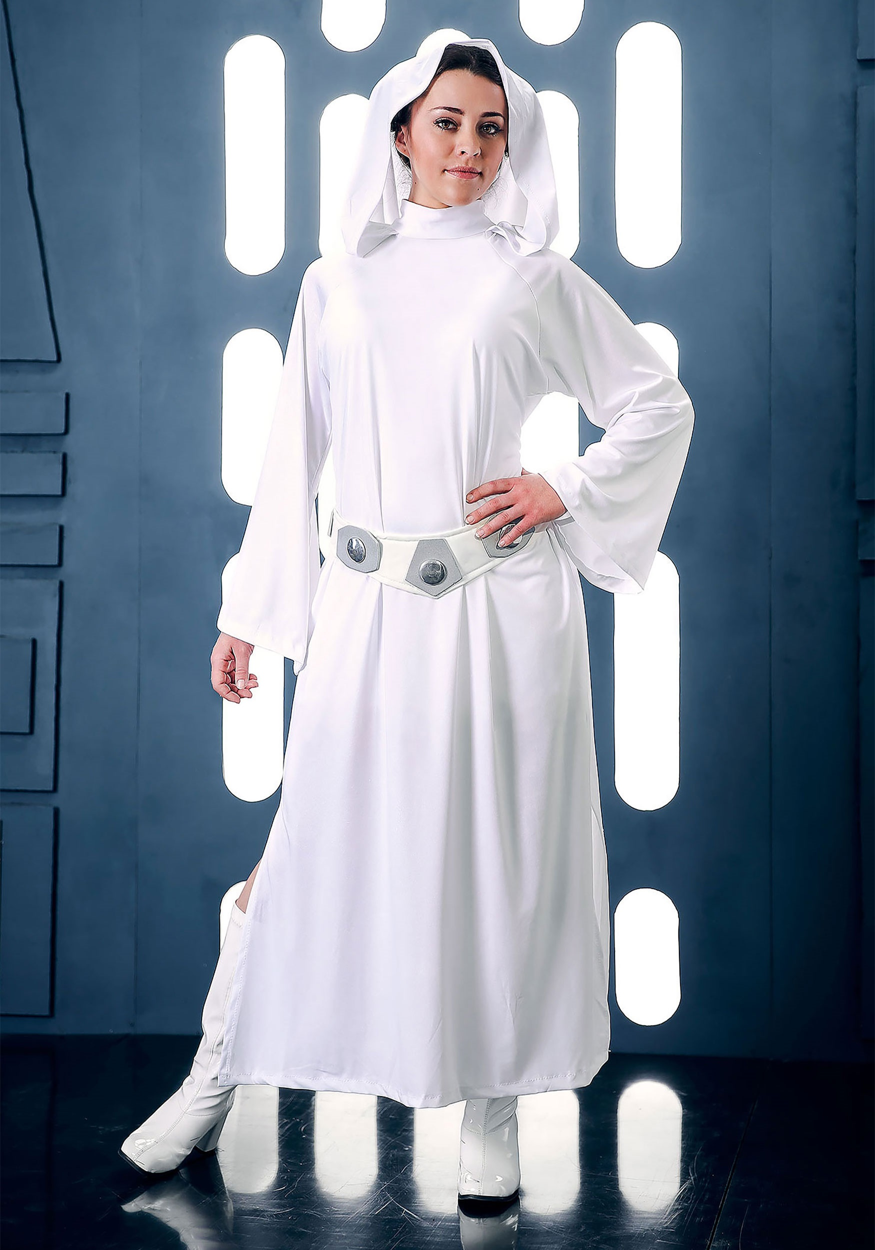 Deluxe Adult Princess Leia Costume