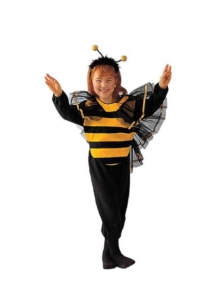Deluxe Bee Toddler Costume