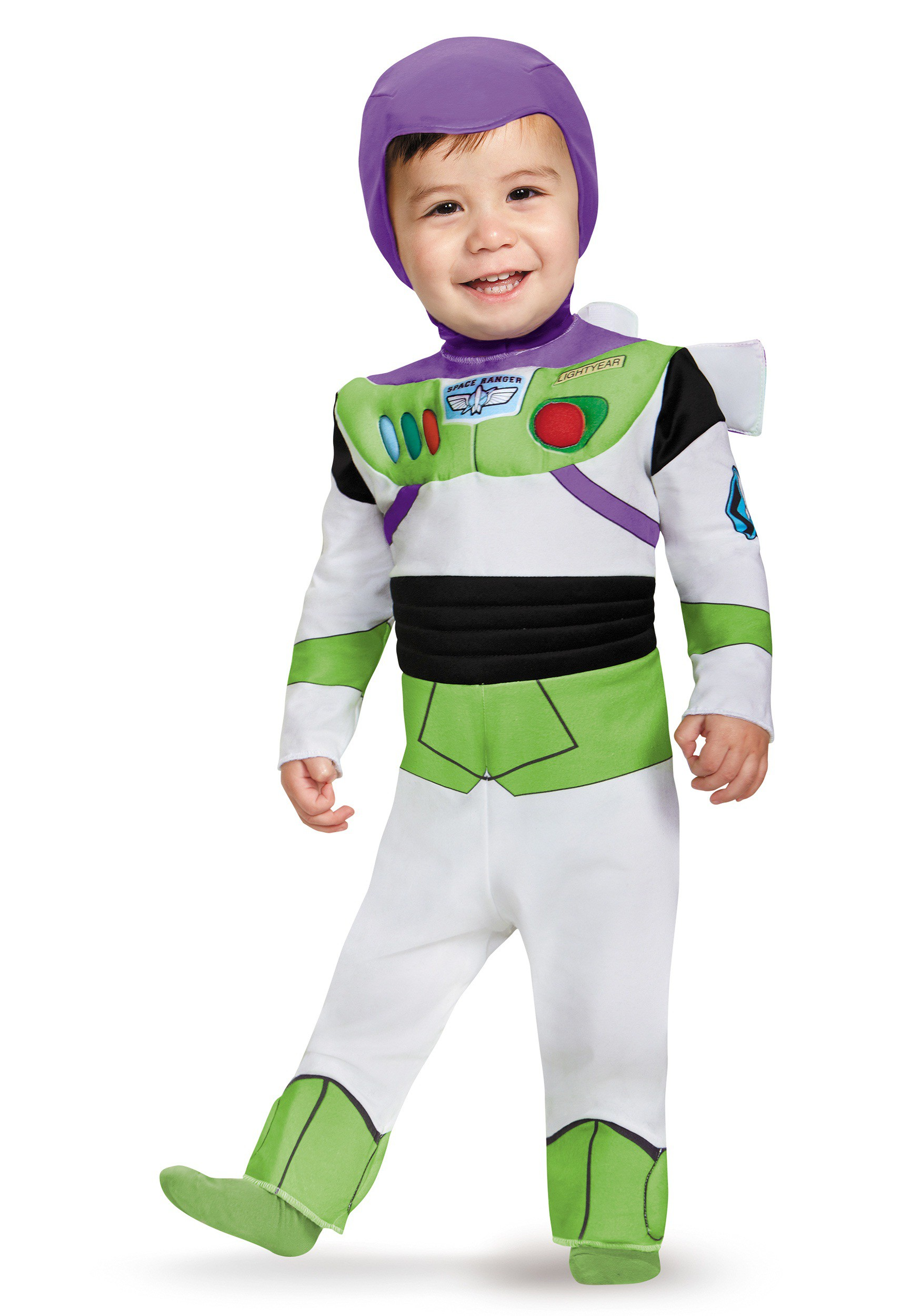 Deluxe Buzz Lightyear Infant Costume