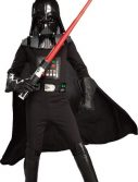 Deluxe Child Darth Vader Costume