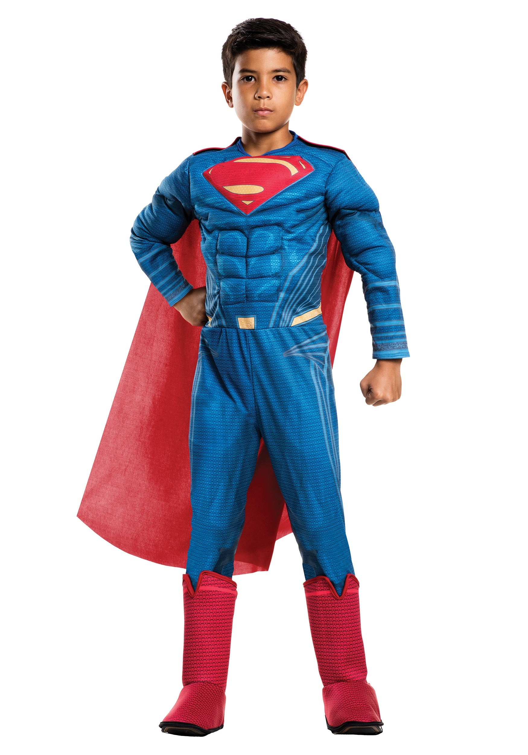 Deluxe Child Dawn of Justice Superman Costume
