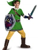 Deluxe Child Link Costume