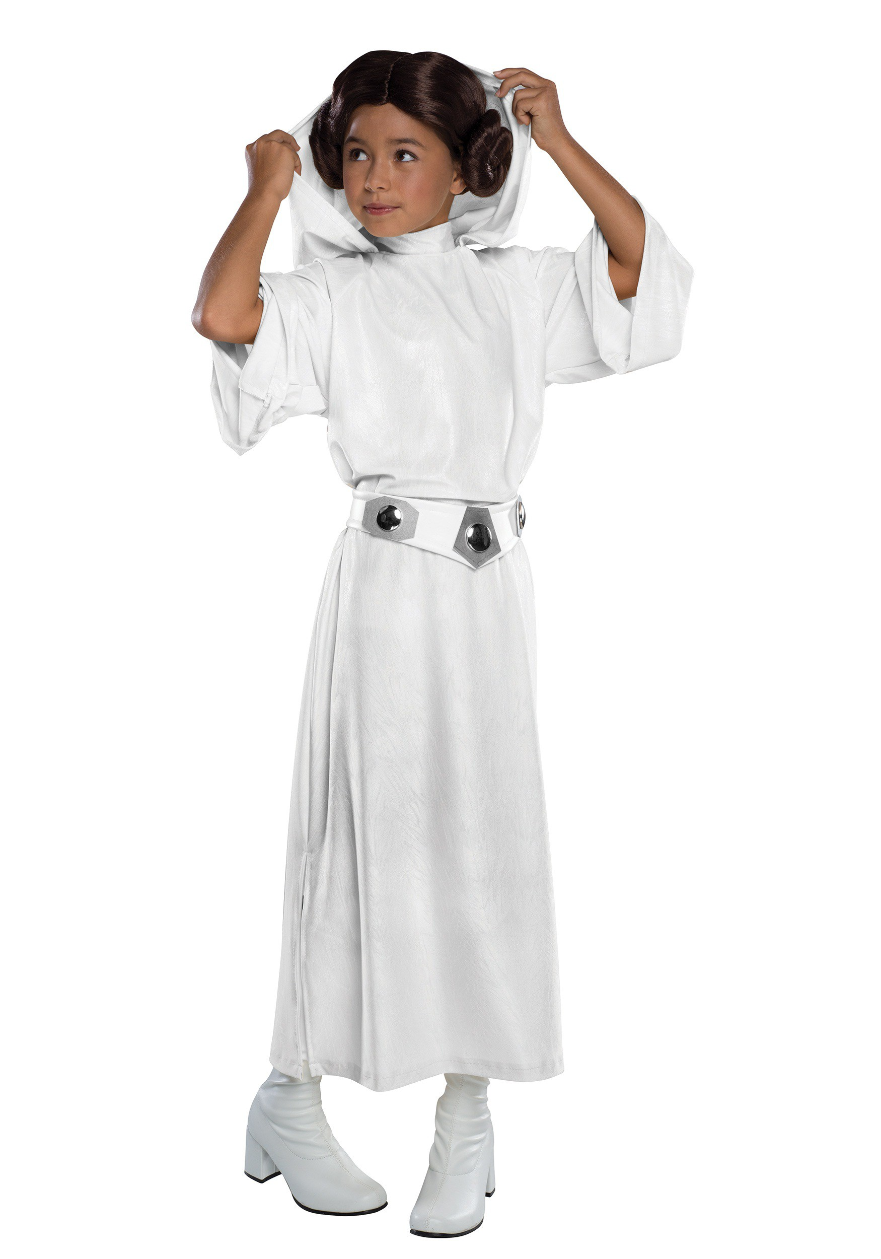 Deluxe Child Princess Leia Costume