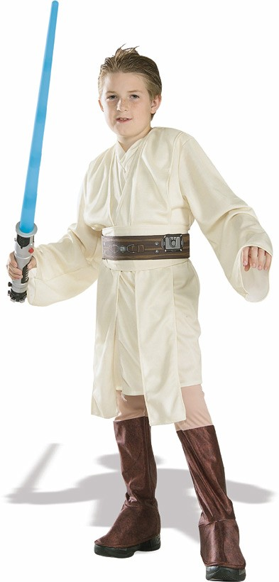 Deluxe Child Star Wars Obi-Wan Costume