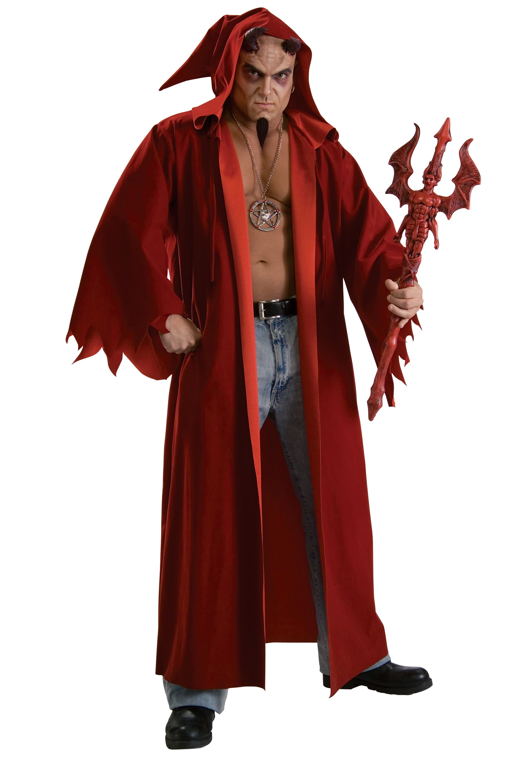 Deluxe Devil Lord Costume
