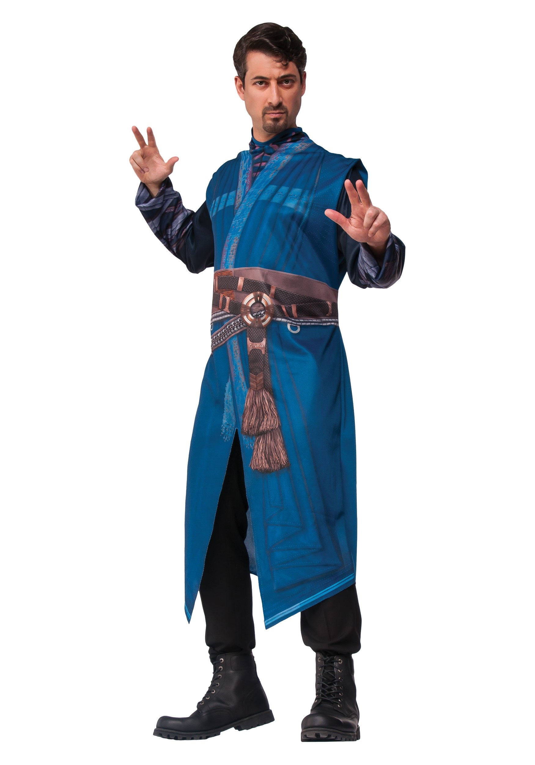 Deluxe Doctor Strange Men's Costume