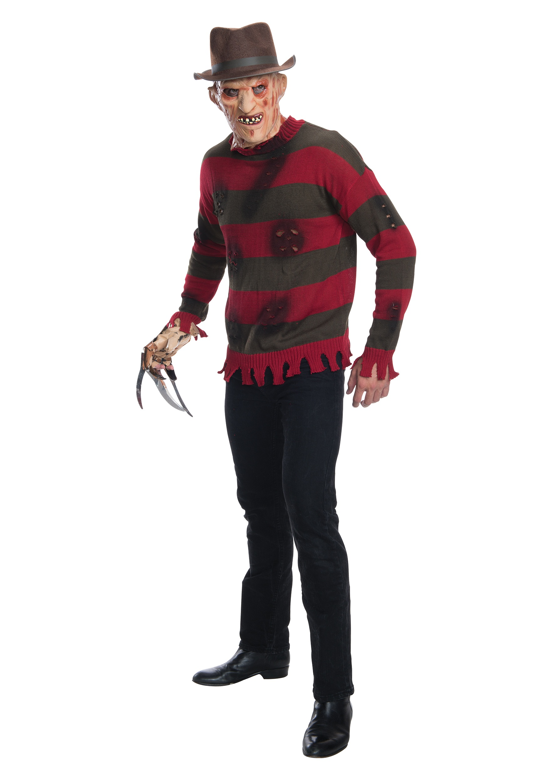 Deluxe Freddy Sweater