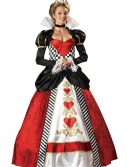 Deluxe Queen of Hearts Adult Costume