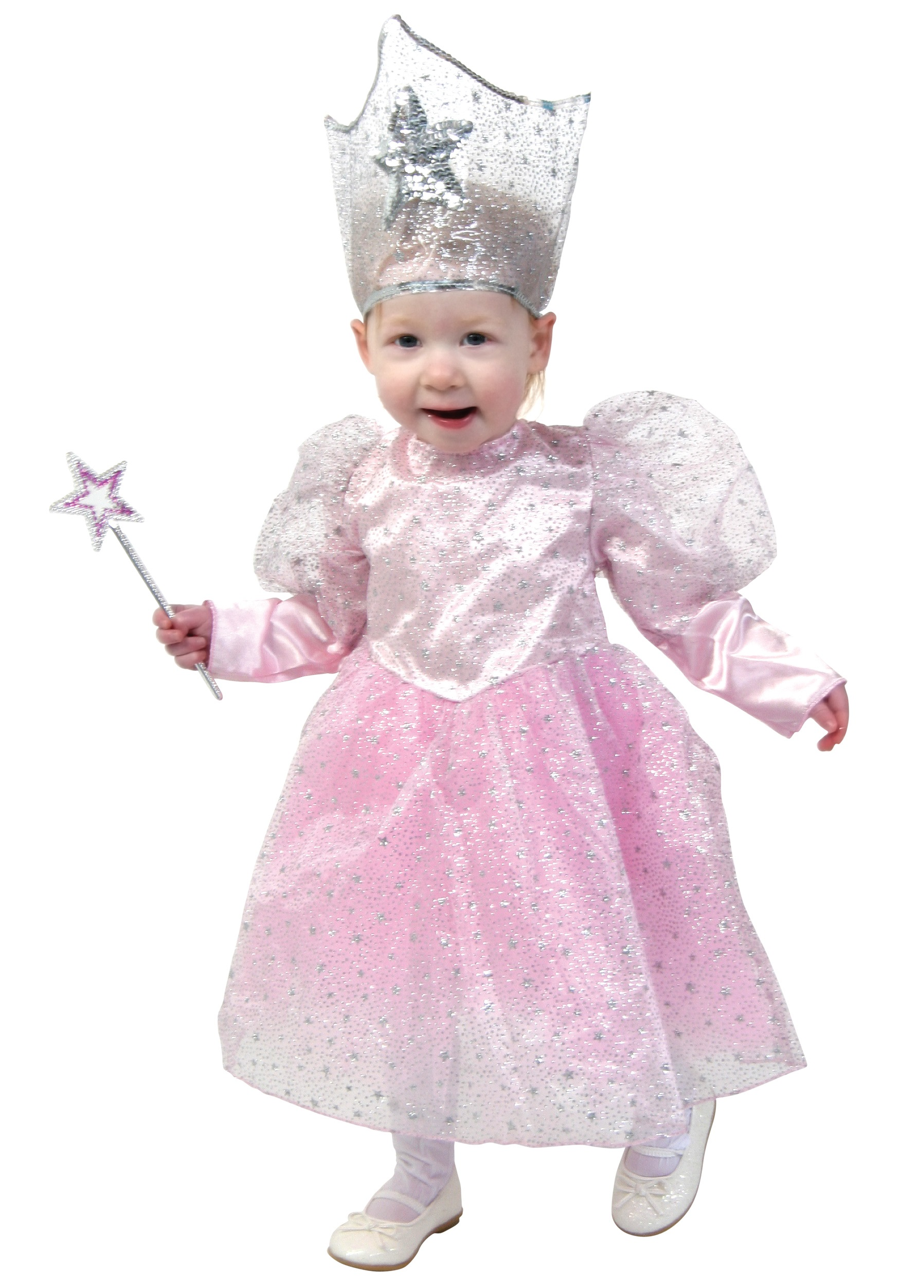 Deluxe Toddler Pink Witch Costume