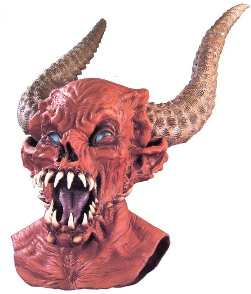Demon Master Mask