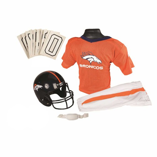 Denver Broncos Youth Uniform Set