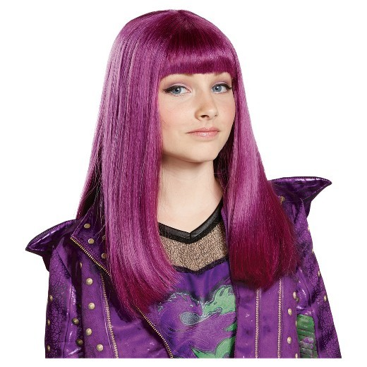 Descendants 2 Mal Wig