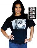 Digital Dudz Creepy Doll Face Shirt