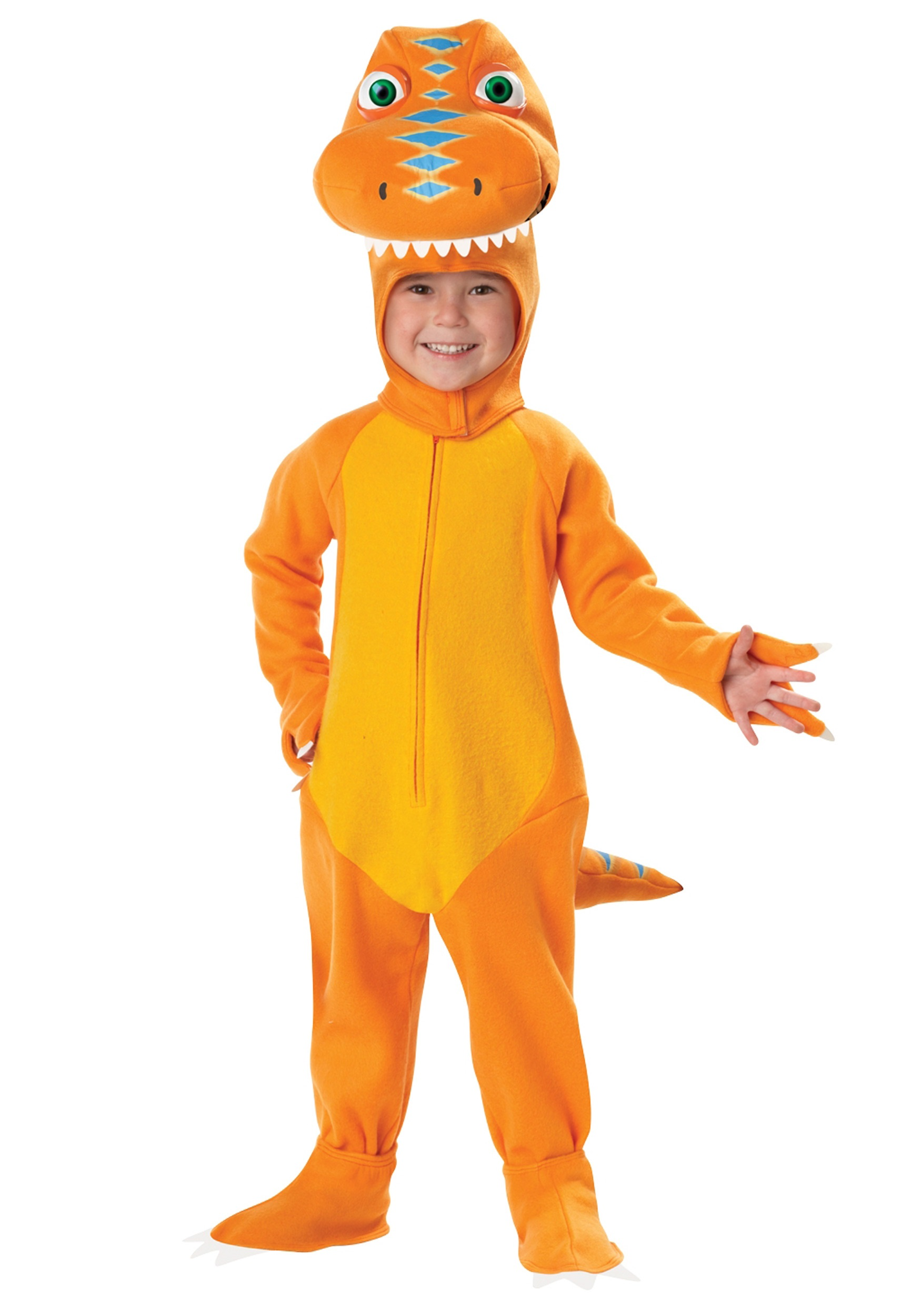 Dinosaur Train Toddler Buddy Costume