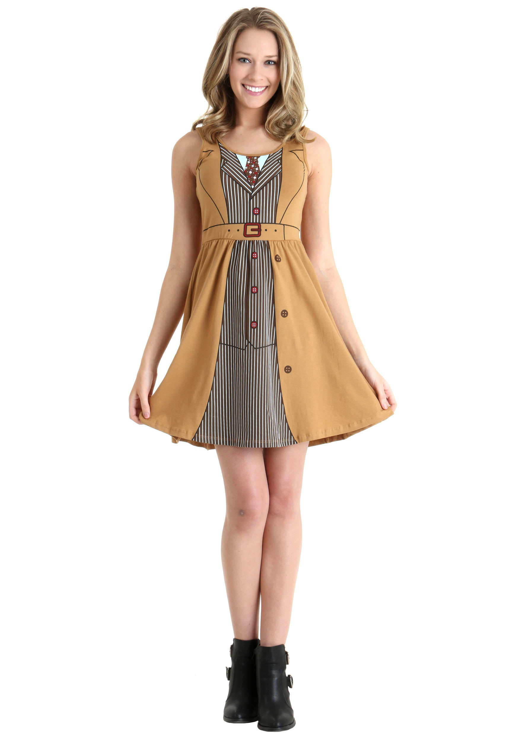 Doctor Who David Tennant Dress