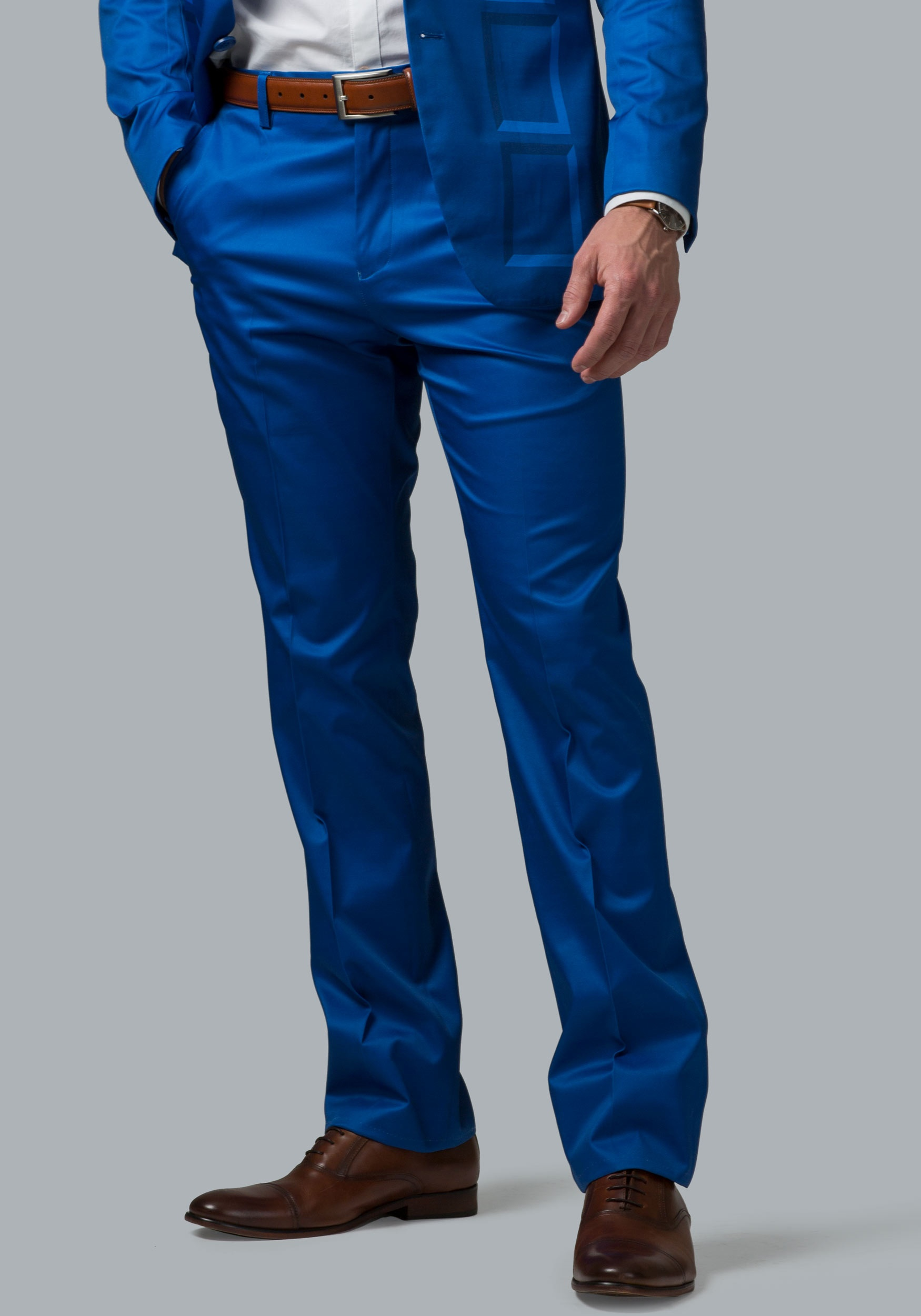 Doctor Who TARDIS Formal Suit Pants