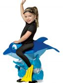 Dolphin Rider Child Costume