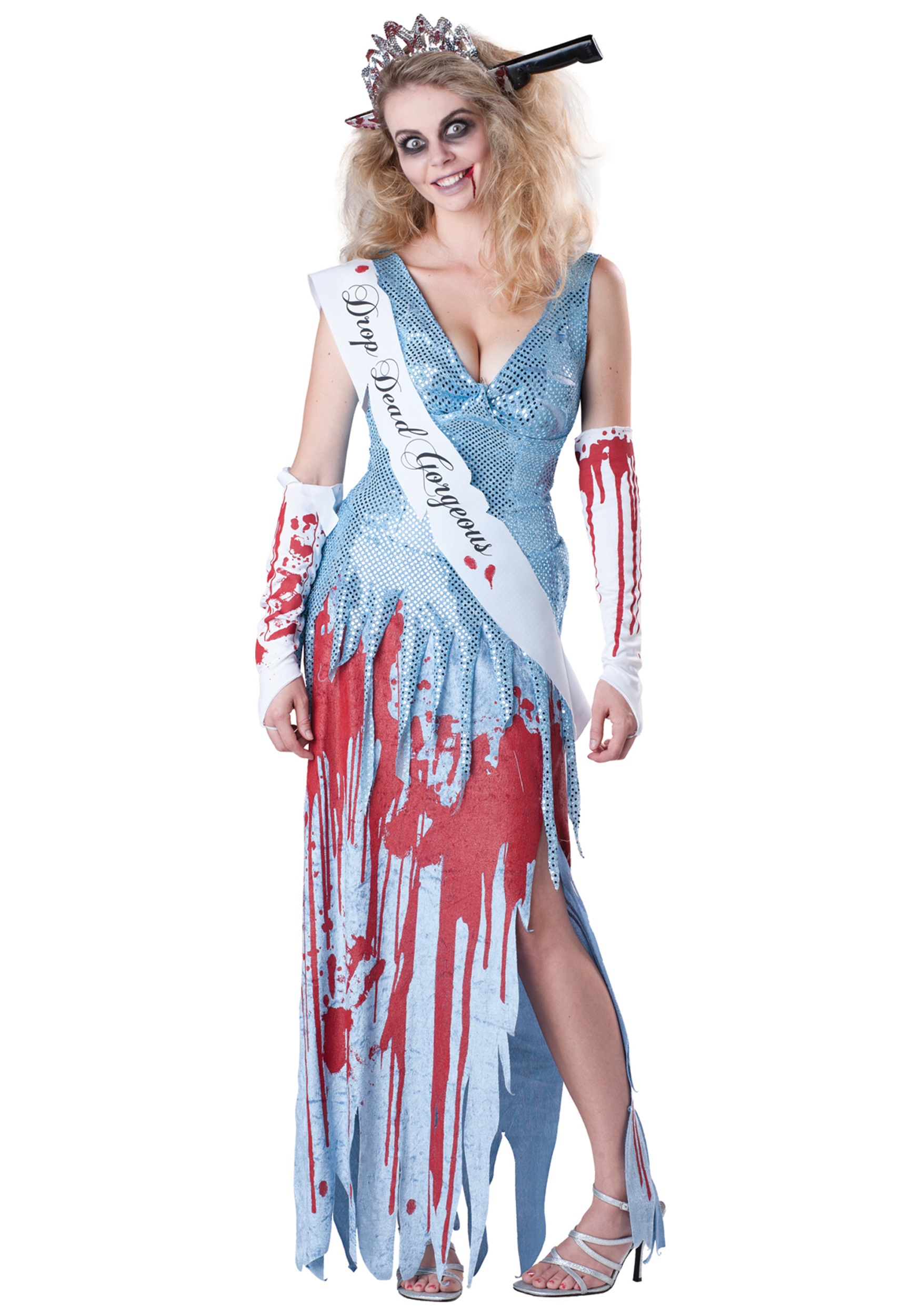 Drop Dead Prom Queen Costume