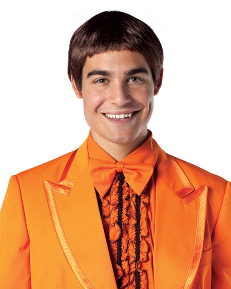 Dumb and Dumber Lloyd Christmas Wig