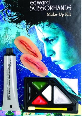 Edward Scissorhands Make-up Kit