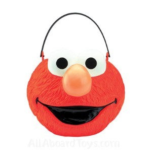 Elmo Trick or Treat Pail