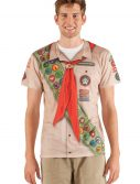 Faux Real Cub Scout Shirt