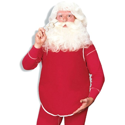 Fillable Santa Belly