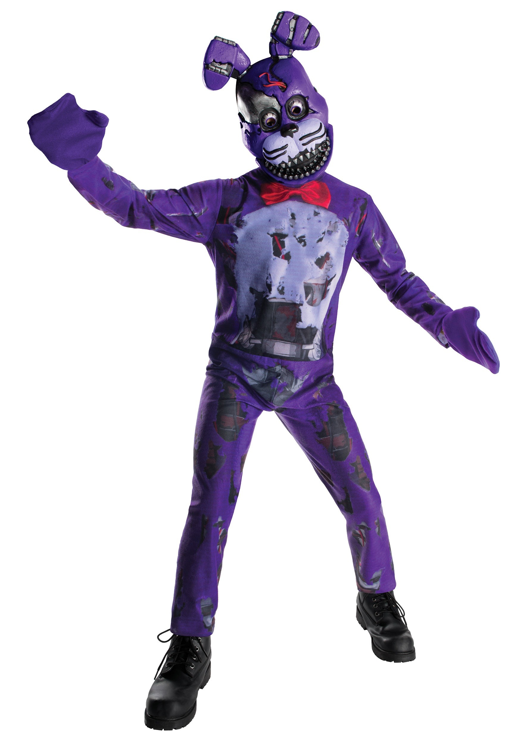 Five Nights at Freddy's Nightmare Bonnie Kids Costume