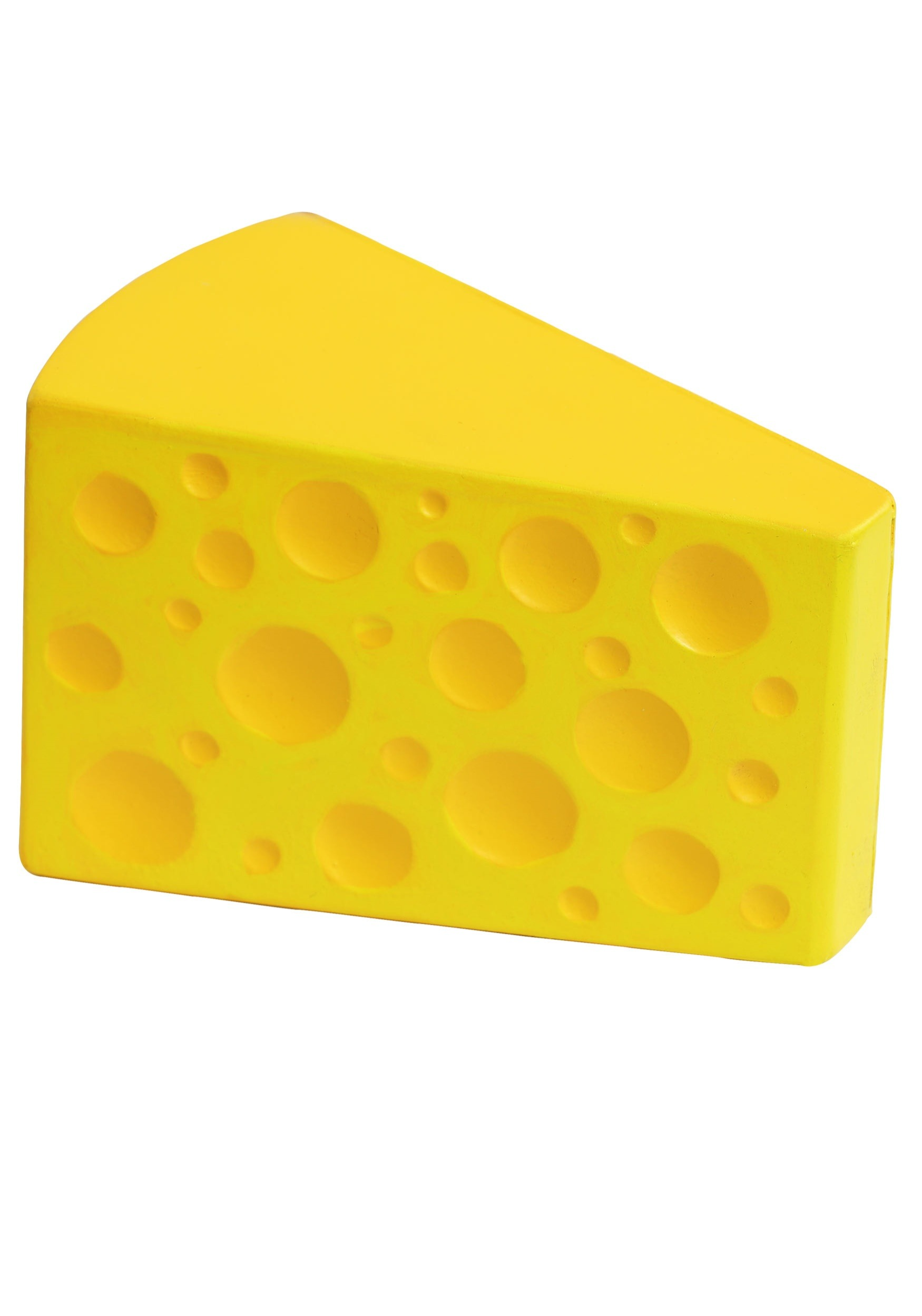 Foam Block of Cheese