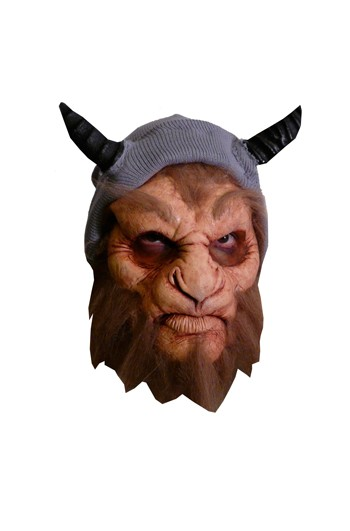 Foam Prosthetic Satyr Mask