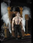 Frankenstein's Assault Haunted House Prop