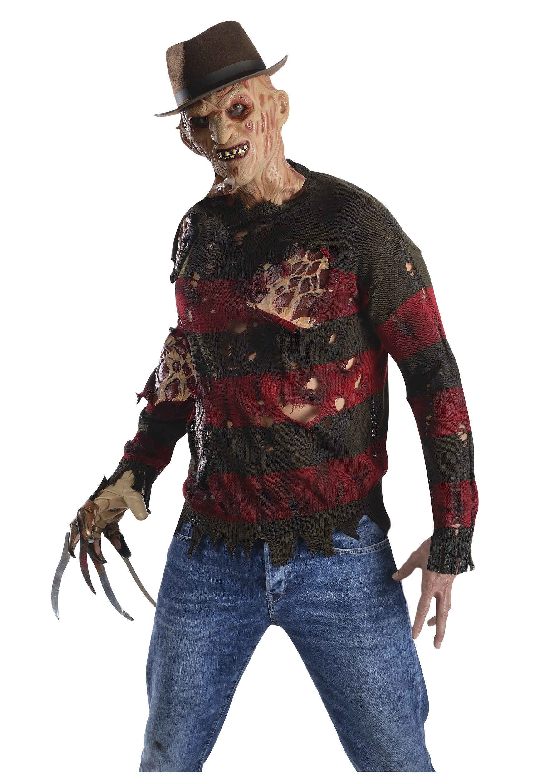 Freddy Sweater w/ Burned Flesh Adult