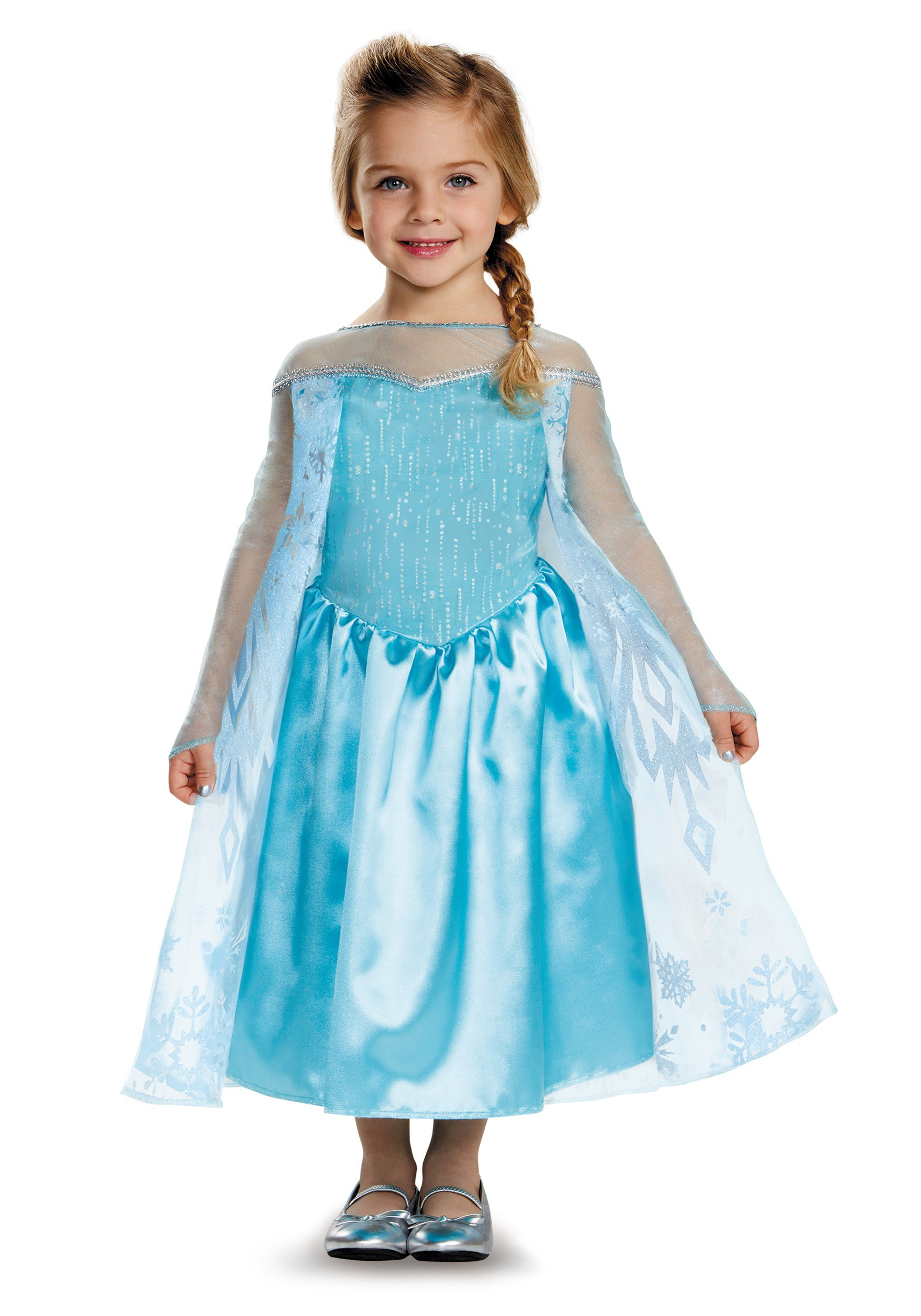 Frozen Elsa Classic Toddler Costume