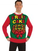 Fruit Cake Holiday Sweater