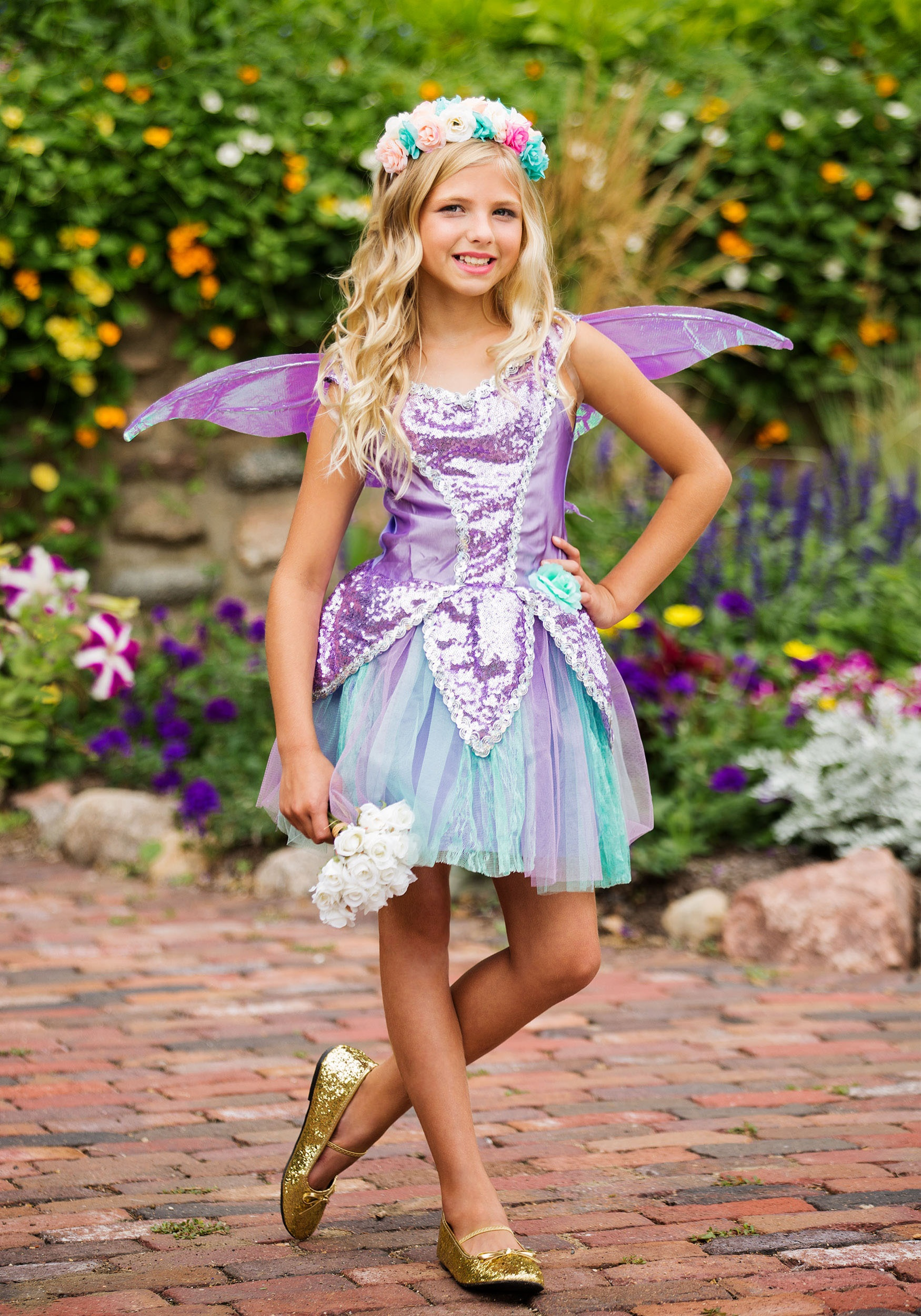 Fun Fairy Girls Costume