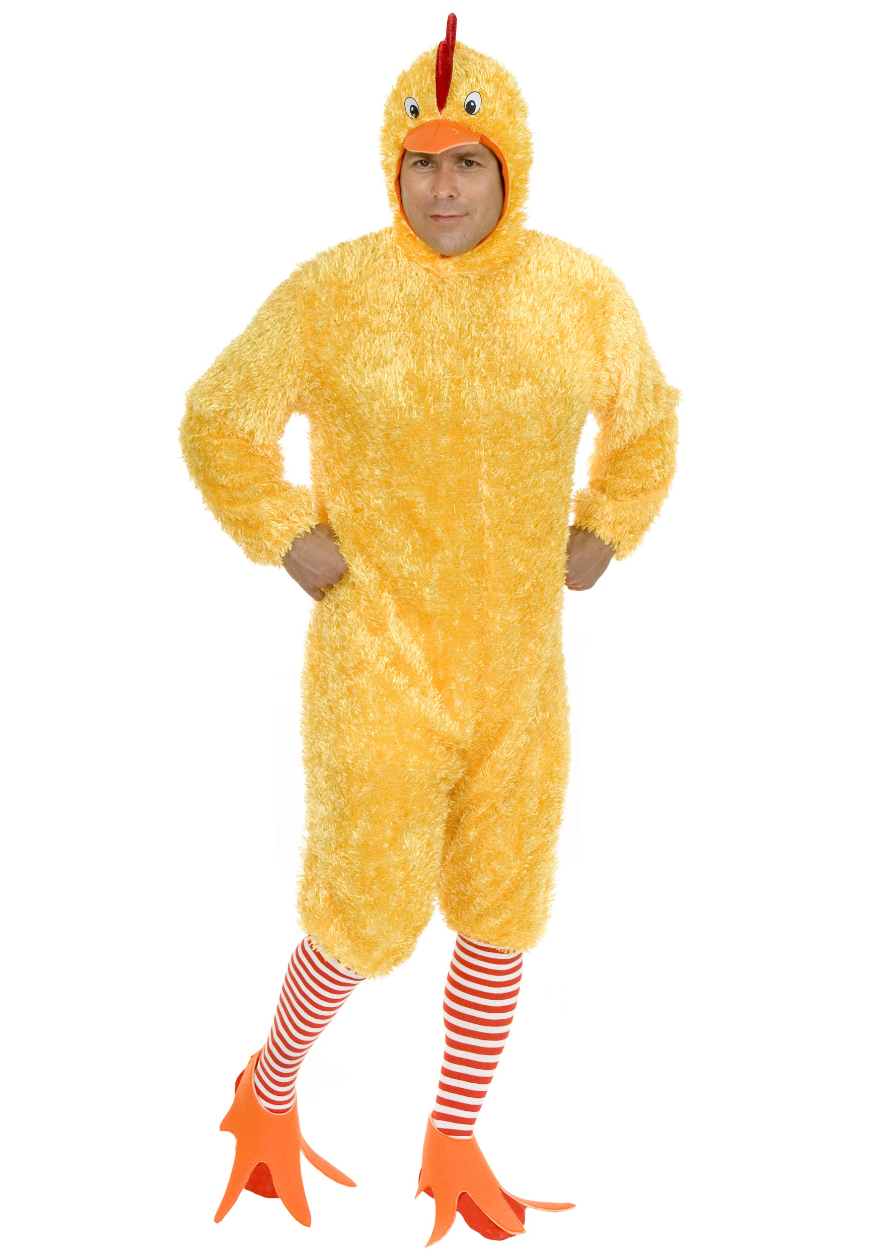 Funky Chicken Costume