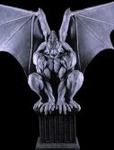Giant Gargoyle Haunted House Prop