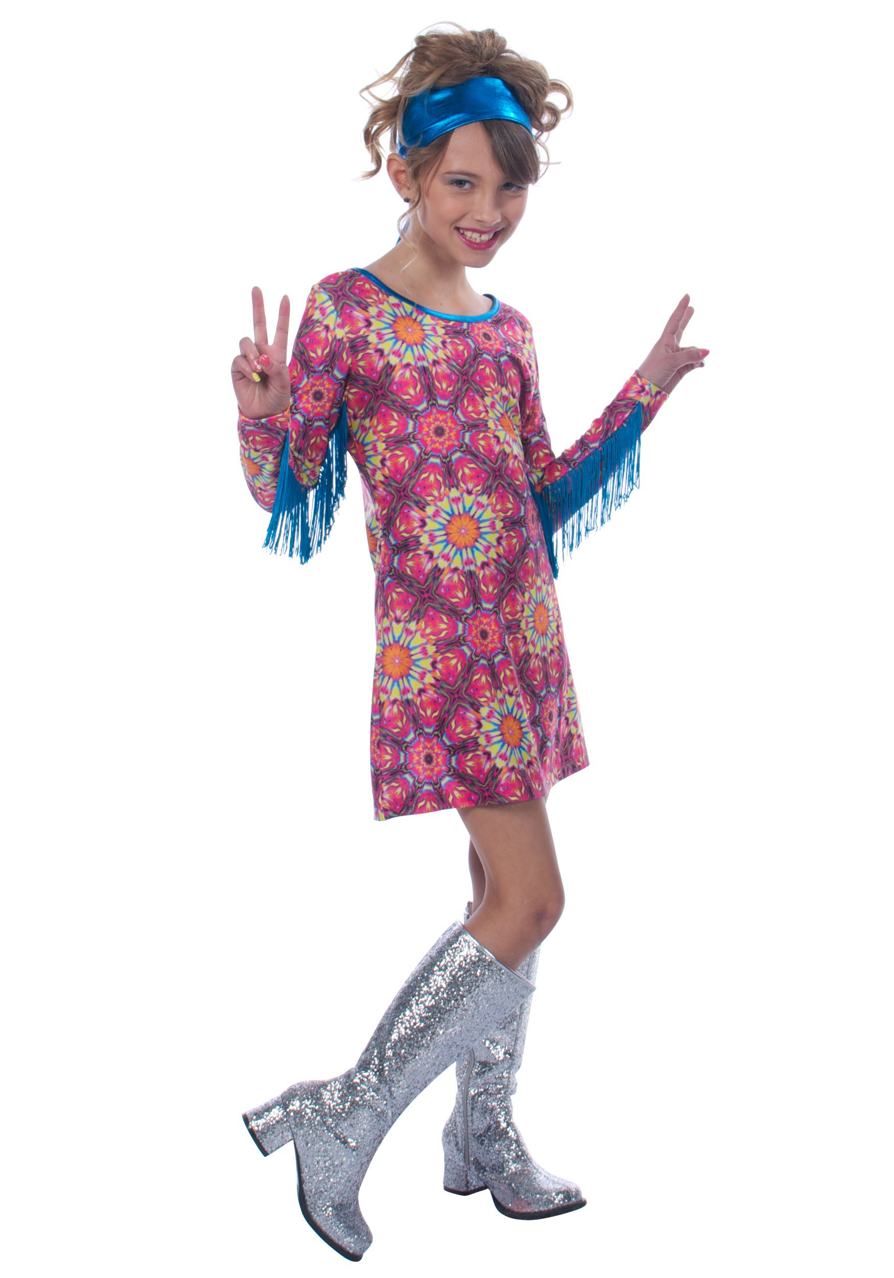 Girls Day Dreaming Hippie Costume