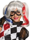 Girls Harley Quinn Wig