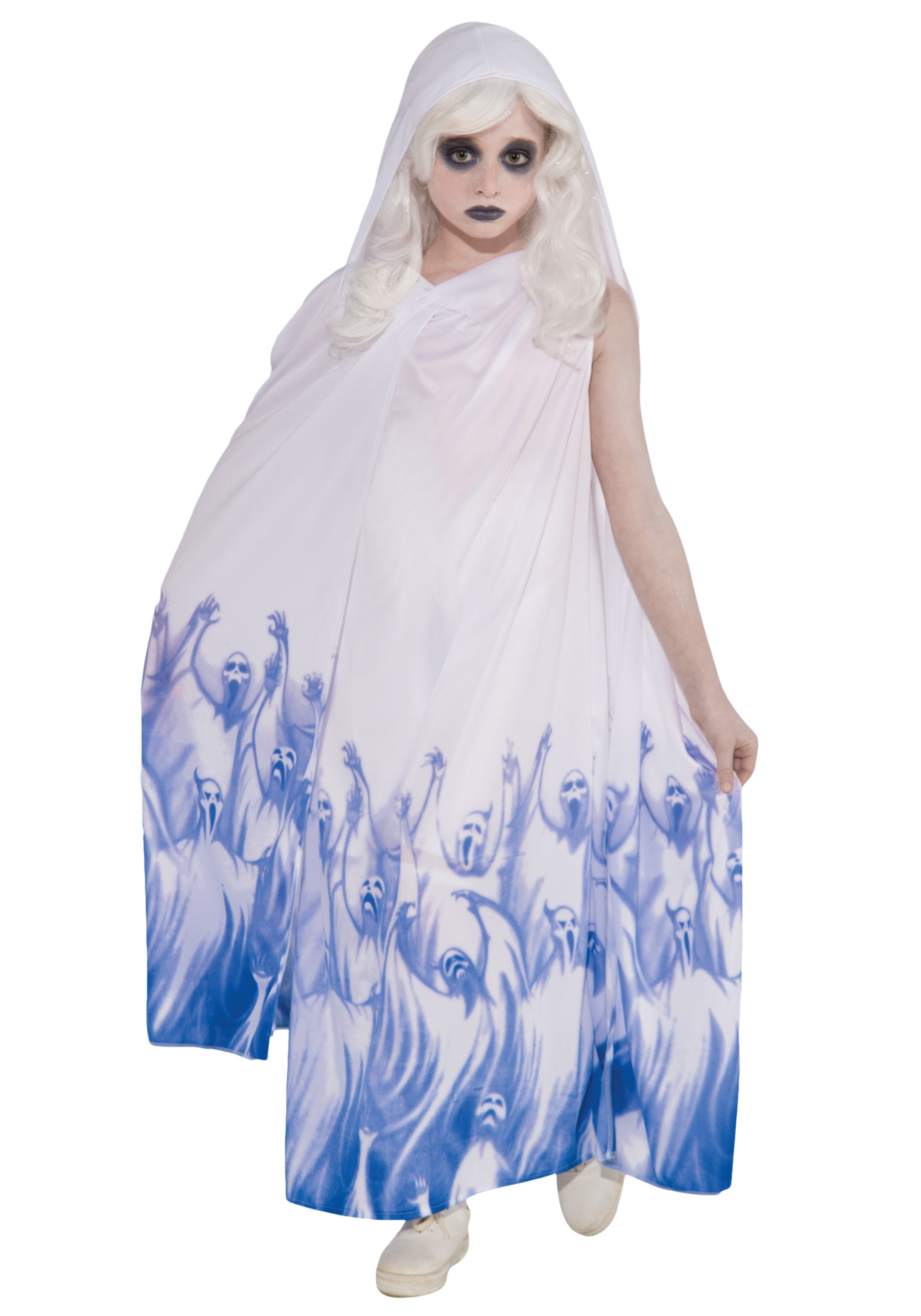 Girls Soul Seeker Ghost Costume