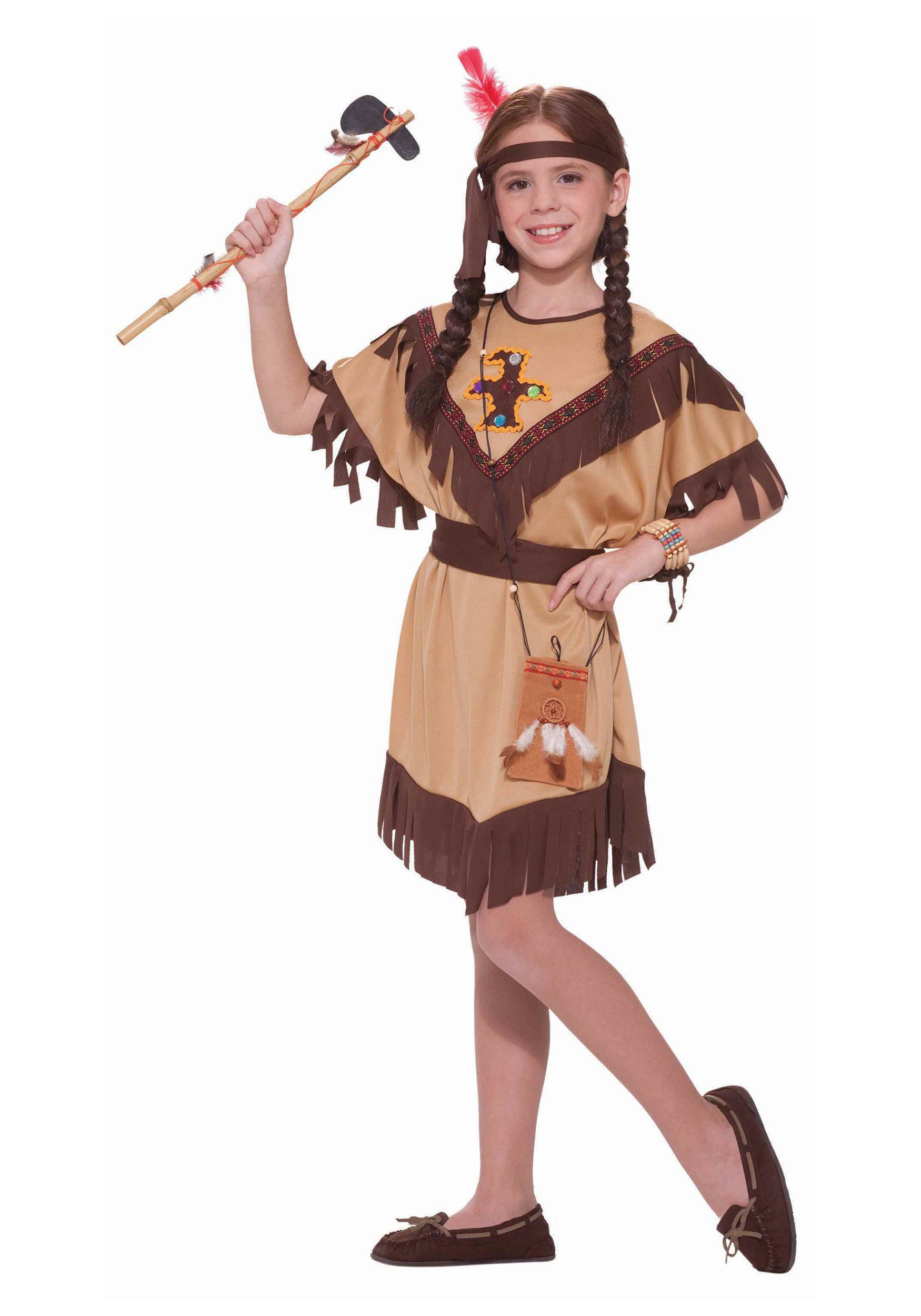 Girls Totem Cutie Costume