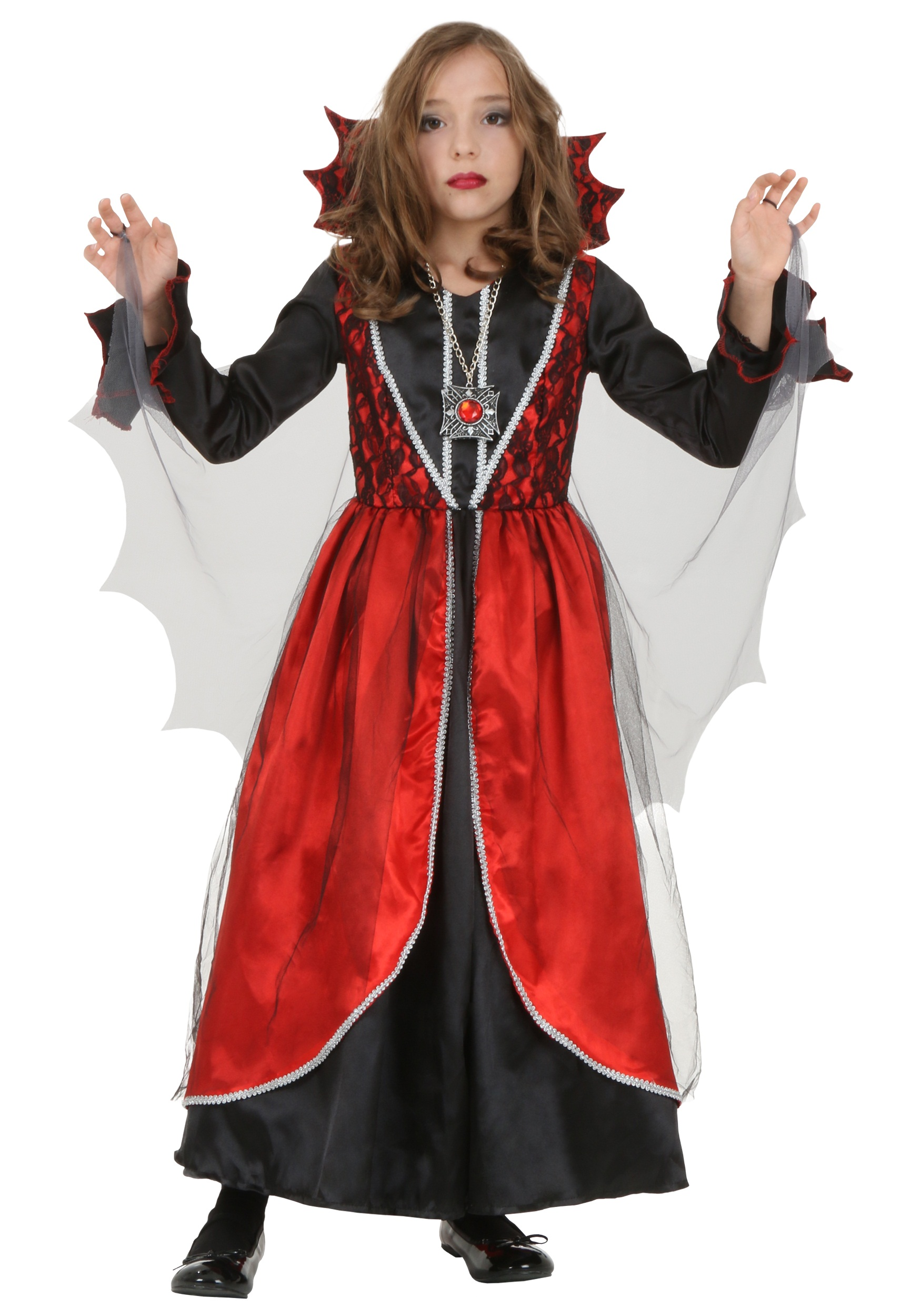 Girls Vampire Costume
