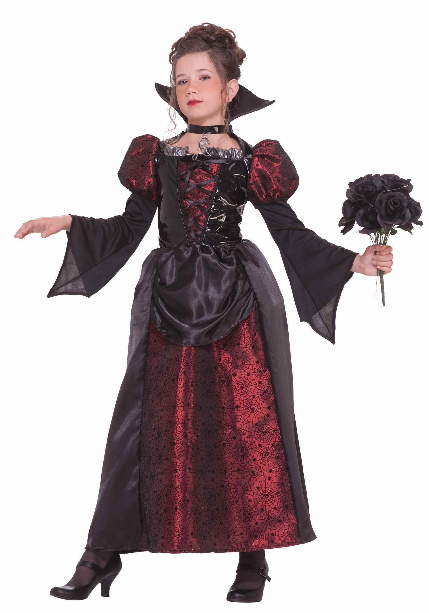 Girls Vampire Miss Costume