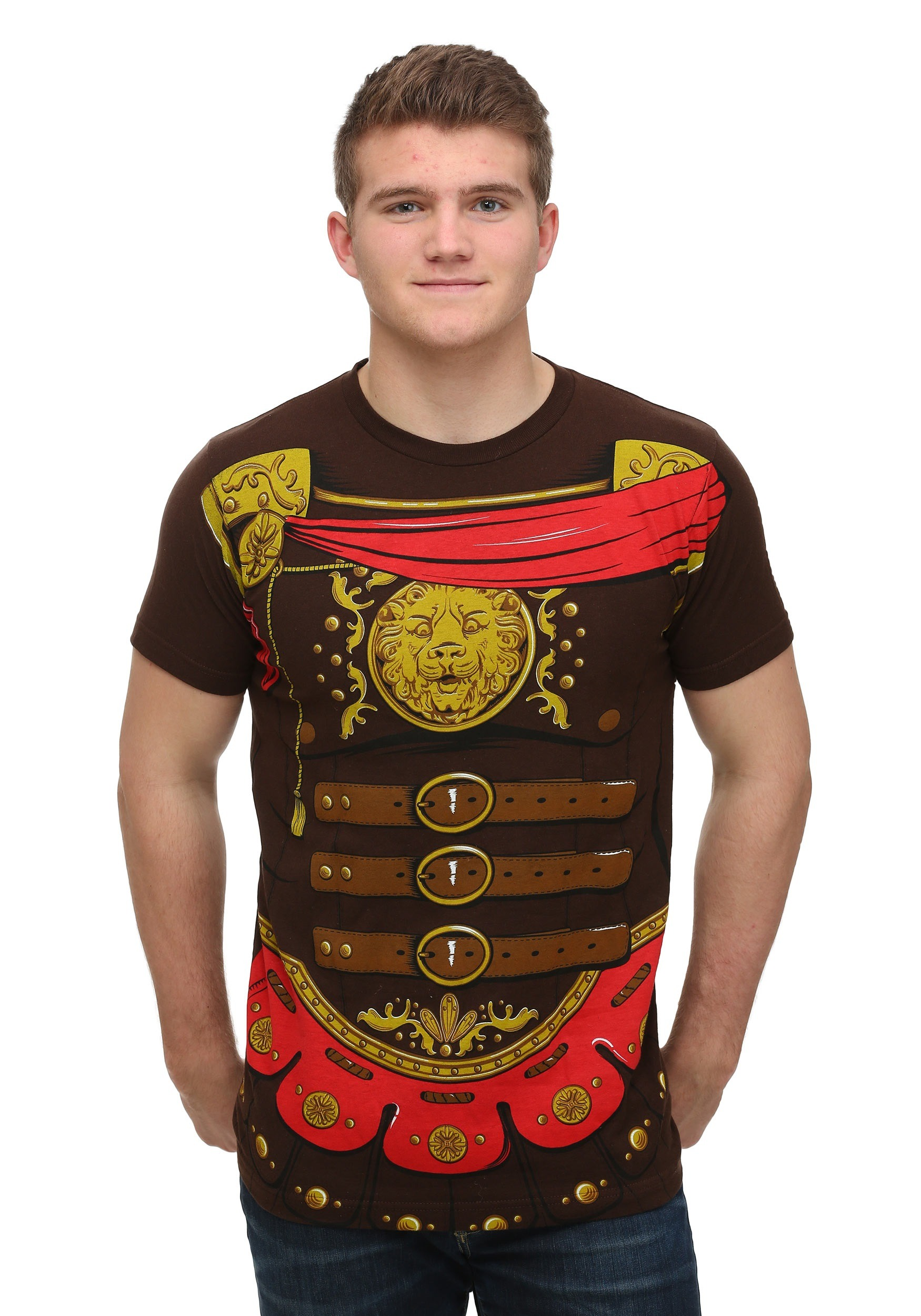 Gladiator Costume T-Shirt