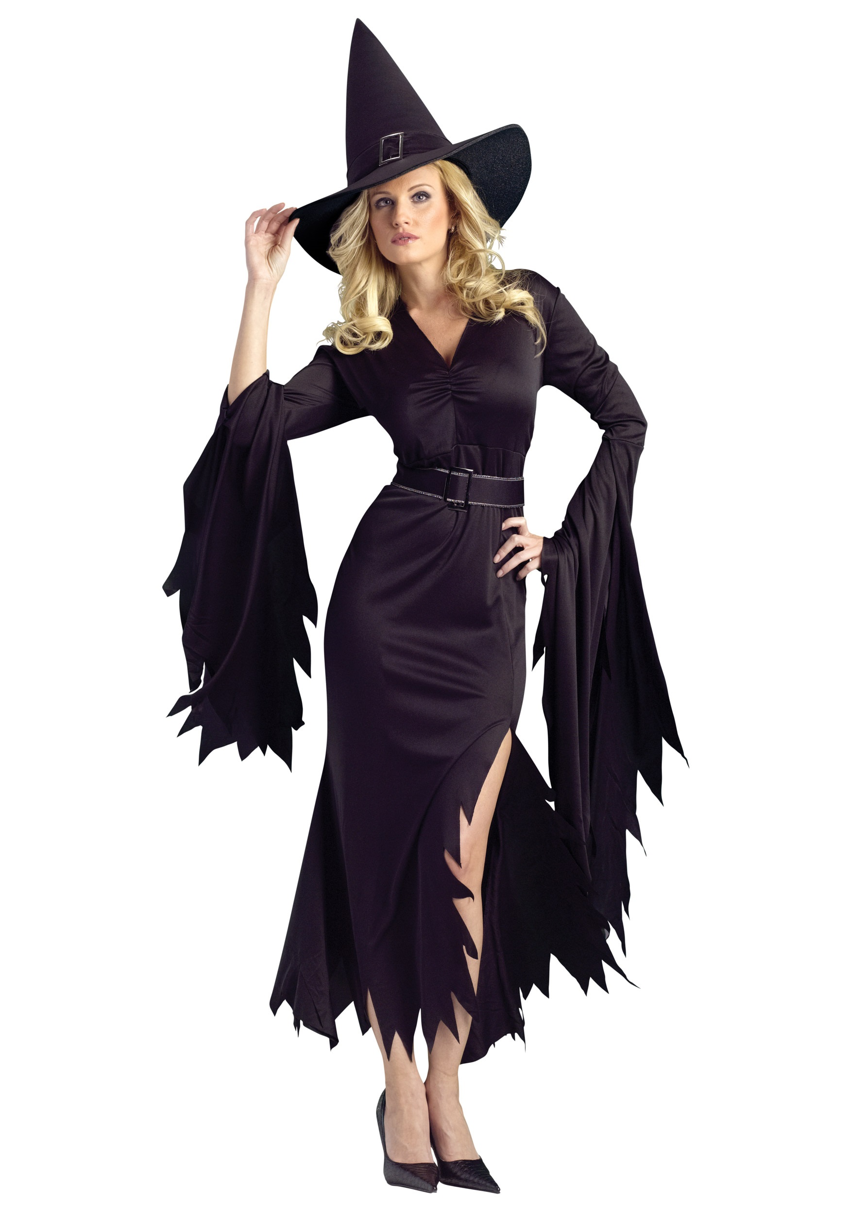 Gothic Witch Costume